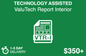 TECHNOLOGY ASSISTED Valu Tech Report Interior